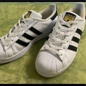 Adidas Superstar Sneakers Sz 6 1/2